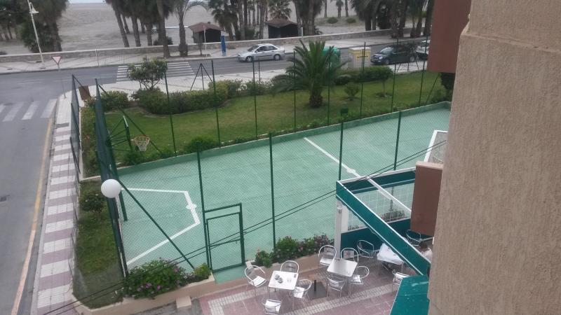 Basketballplatz zur Mitbenutzung