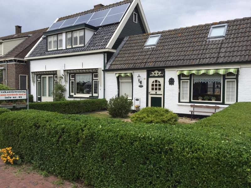 Vakantiewoning Noordende, holiday rental in De Cocksdorp