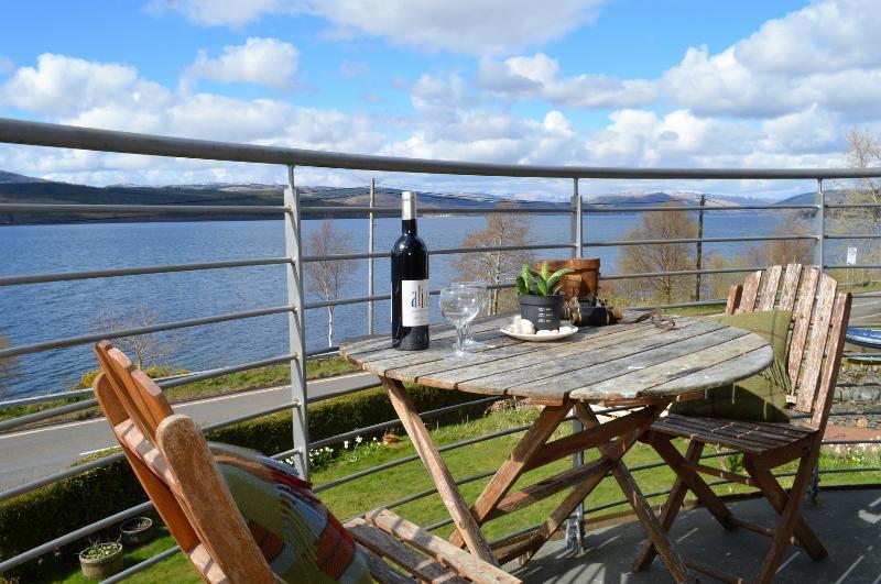 Vistas sobre Loch Fyne