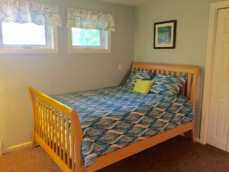 2nd Bed in upstairs bedroom