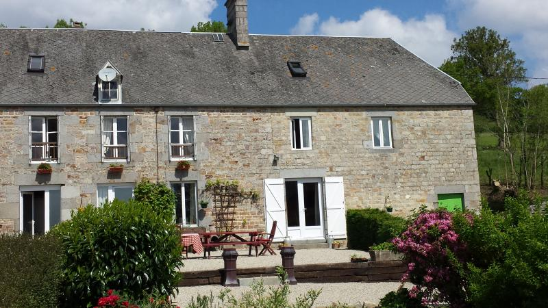Welcome to La Hiette , we are a traditional stone farmhouse built in 1830 in beautiful Normandy.