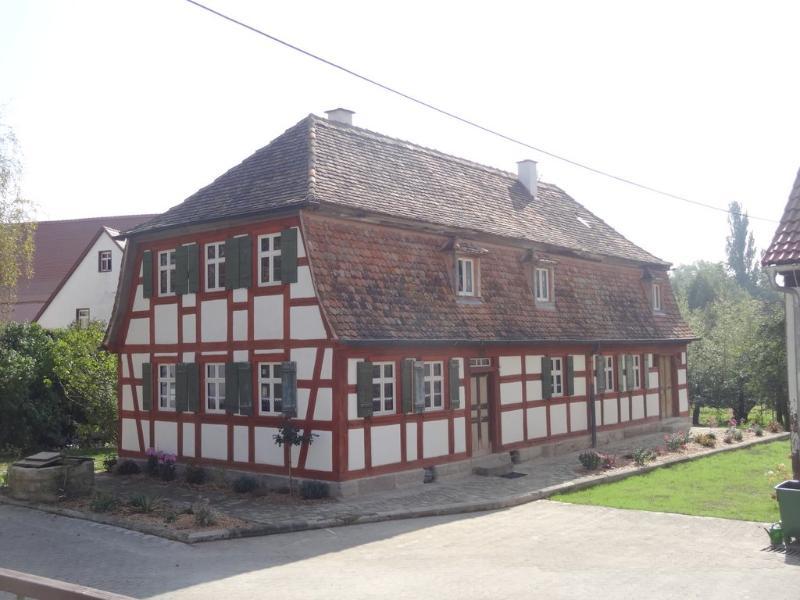 Urlaub im Baudenkmal, location de vacances à Windelsbach