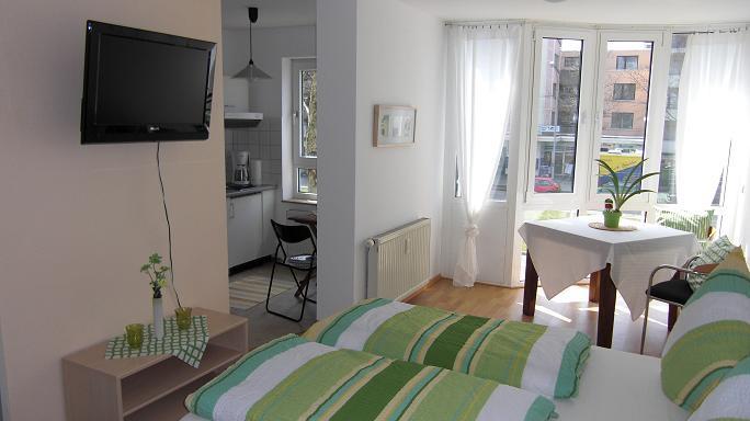 Wohnung 1 Grün