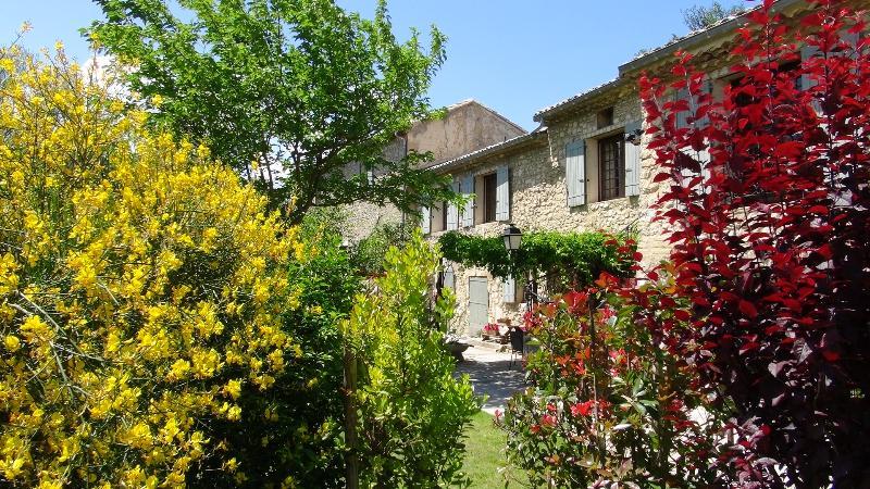 Le domaine du vieux Moulin de Crillon