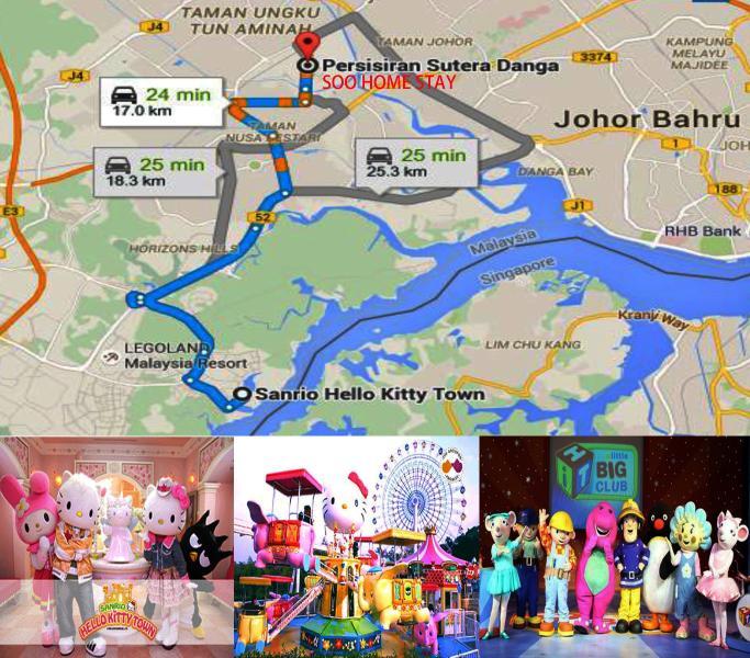 Theme Park - Hello Kitty Land
