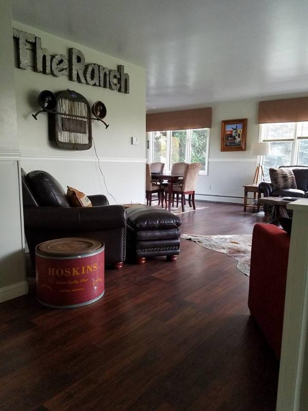 Hillcrest ranch is a great space to gather with friends and family.