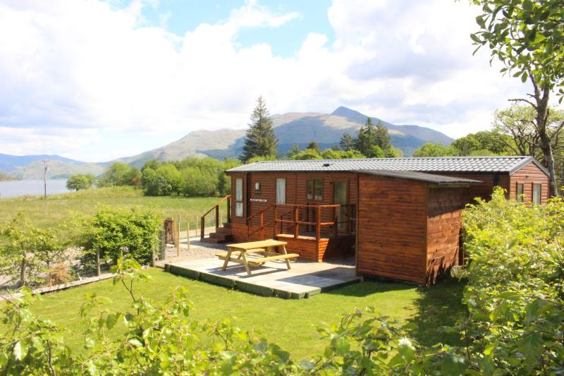 Mountain View, vacation rental in Kilchrenan