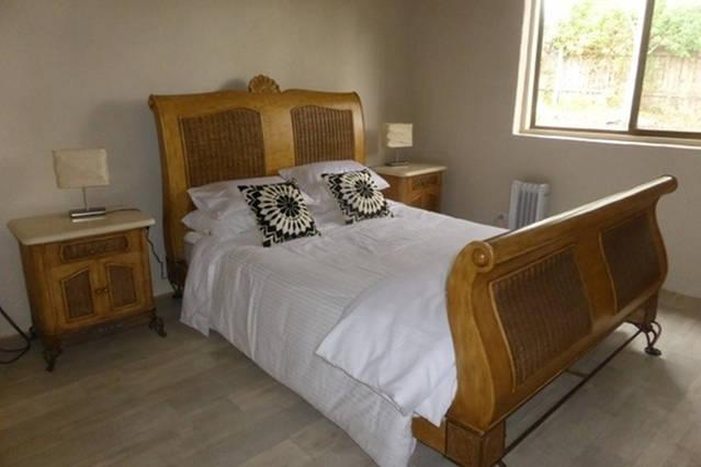 Queen Bedroom.