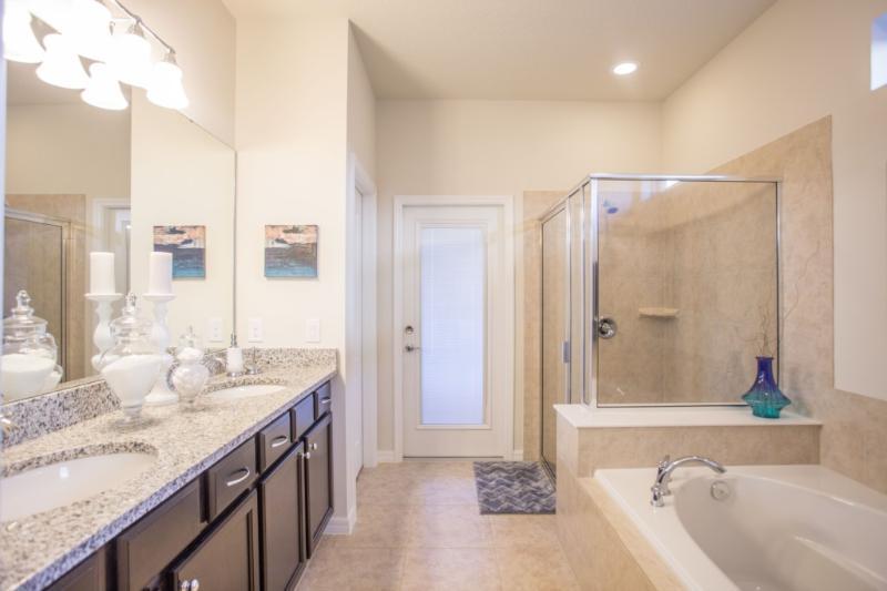 Cuarto de baño, Interior, Sala, Cocina, Bañera