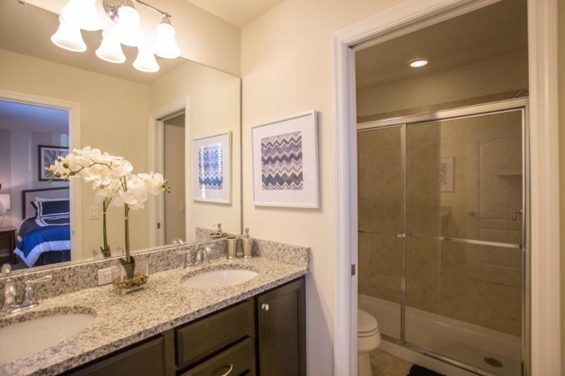 Iluminación, baño, Interior, Moldeo, fregadero
