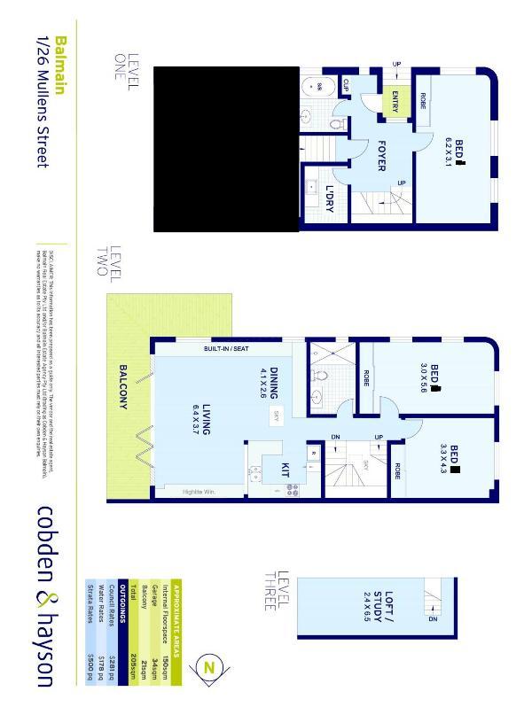 Floor plan / layout