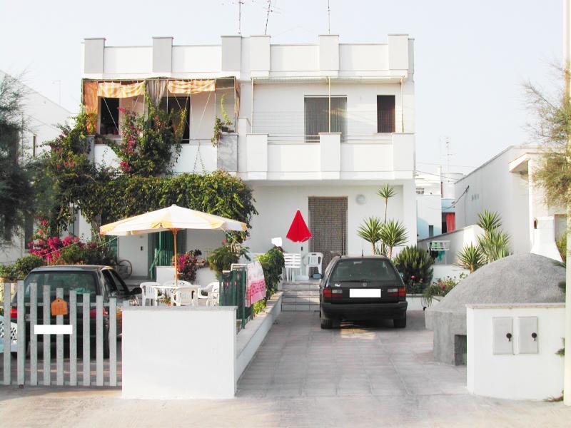Holiday home in Torre San Giovanni resort Green Sea in Salento Puglia sea front, location de vacances à Posto Rosso