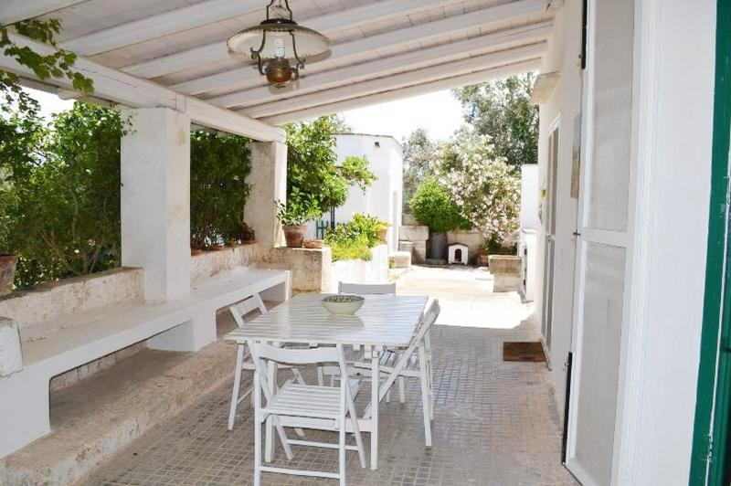 Villino Del Timo for holidays in the countryside of Casarano a few km from the b, holiday rental in Casarano