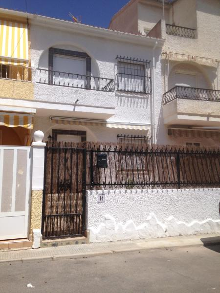 Santa Pola 2 bed house /apartment, location de vacances à Santa Pola