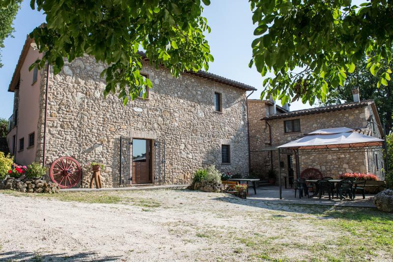 Agriturismo Casa Trasullo, casa vacanza a Massa Martana