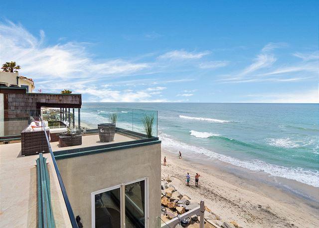 rooftop ocean views