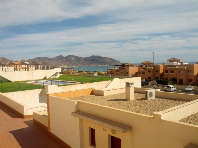 Stunning Seaview Apartment, large south facing sunshine terrace, holiday rental in Isla Plana