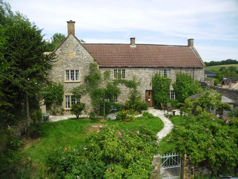 Il Elencati 16 ° secolo Fyfett Farm House
