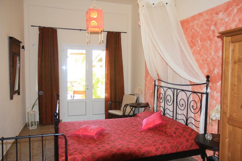 Agios Gordios Mariastella Seaview Studio 5, holiday rental in Agios Gordios