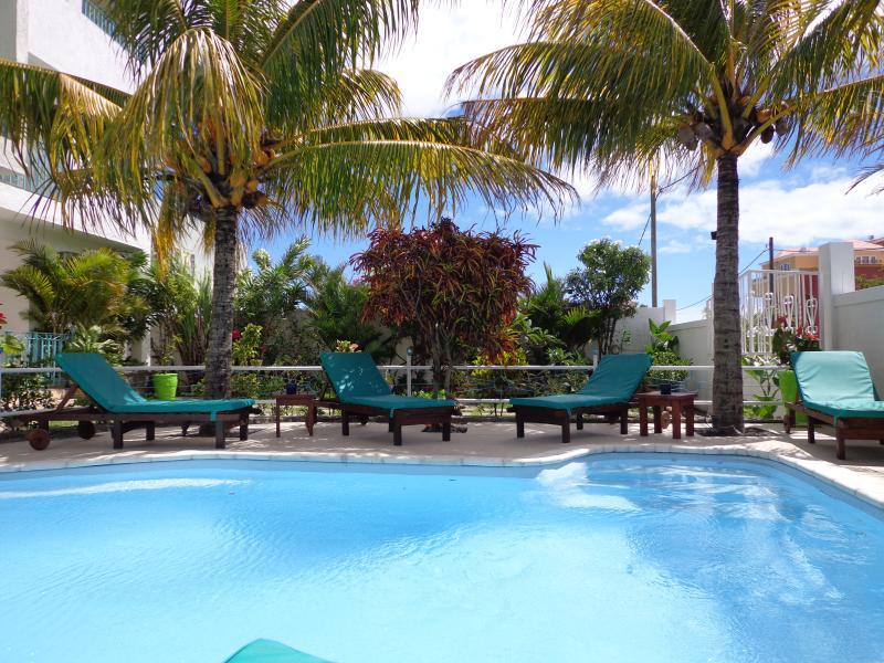 Superbe appartement pour 8 personnes au coeur du village touristique de Grand baie
