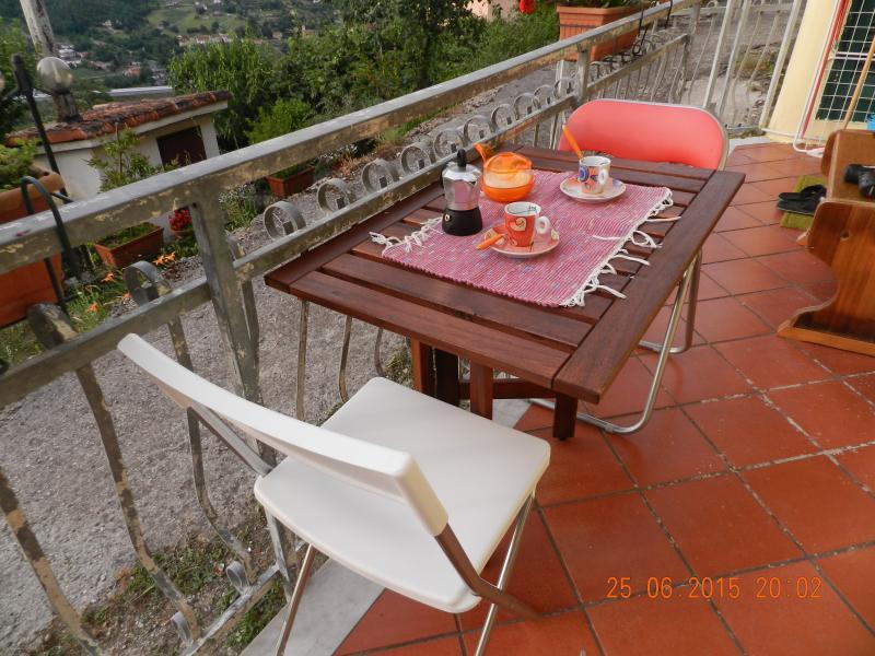 Appartamento vacanze, vakantiewoning in Rocchetta di Vara