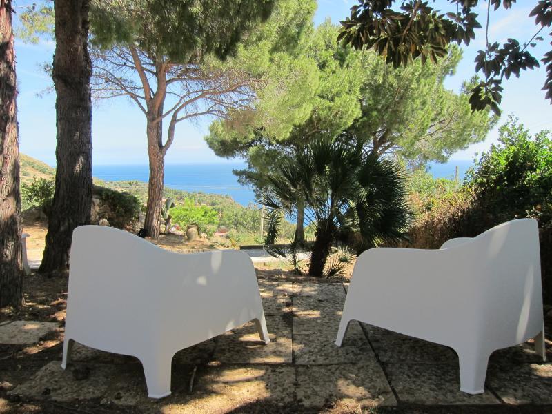 Villa delle Palme, holiday rental in Castellammare del Golfo