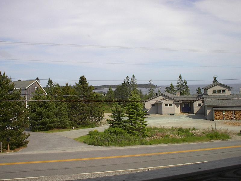 Beautiful ocean view close to Seawall, holiday rental in Mount Desert Island