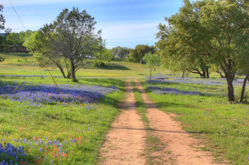 Heart Of Texas Ranch Mary Millsap House Has Air