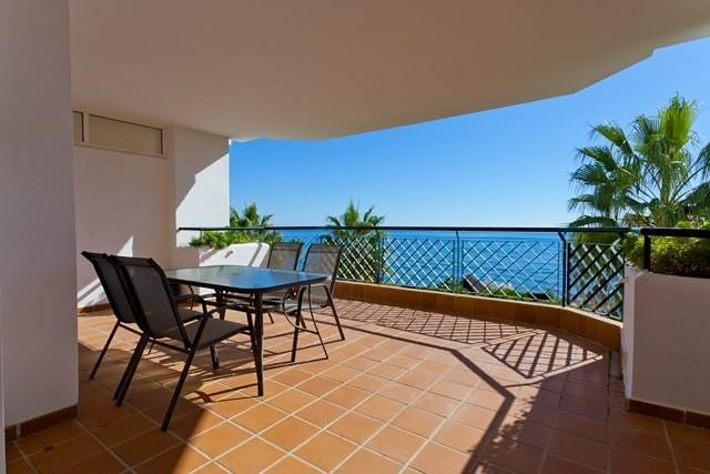 Frontline Beach - Mi Capricho, Block 12, 3A, vacation rental in Sitio de Calahonda