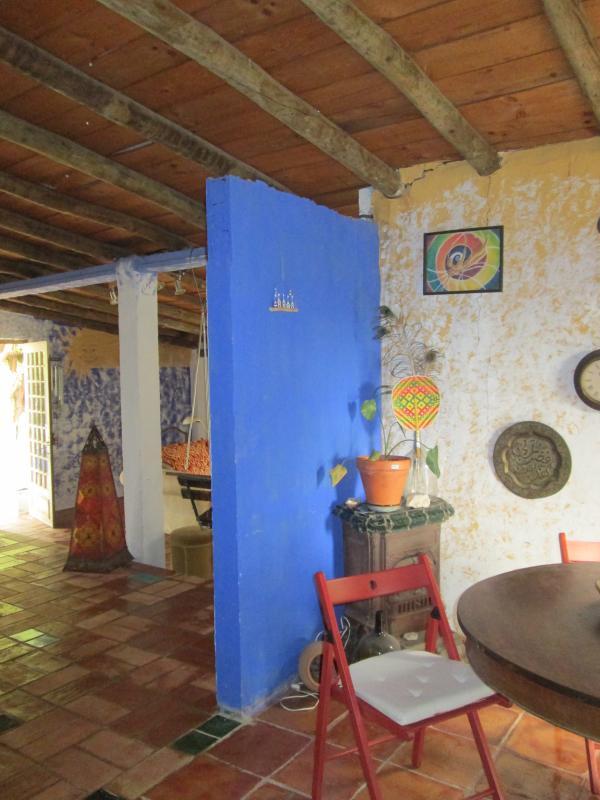 dinning room towards living room
