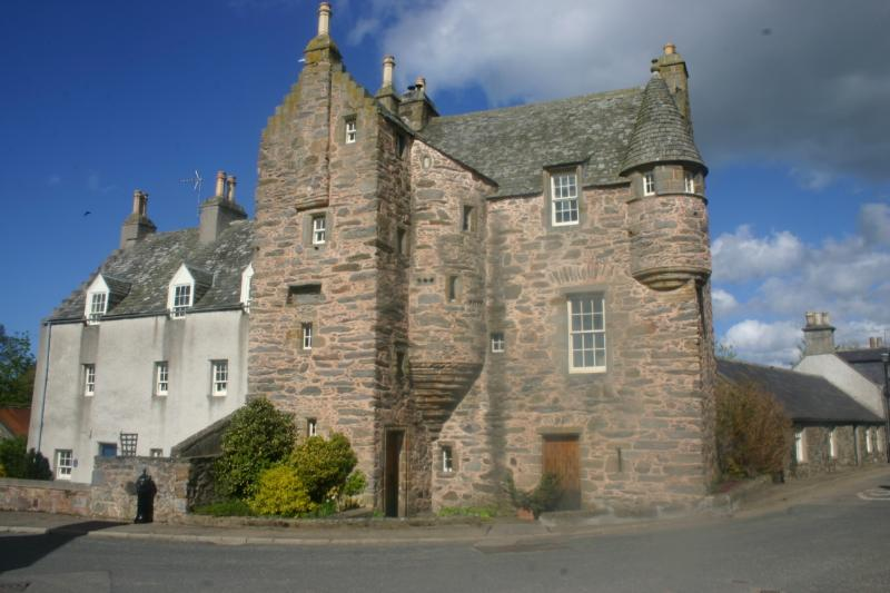 The West Wing of Fordyce Castle, location de vacances à Portsoy