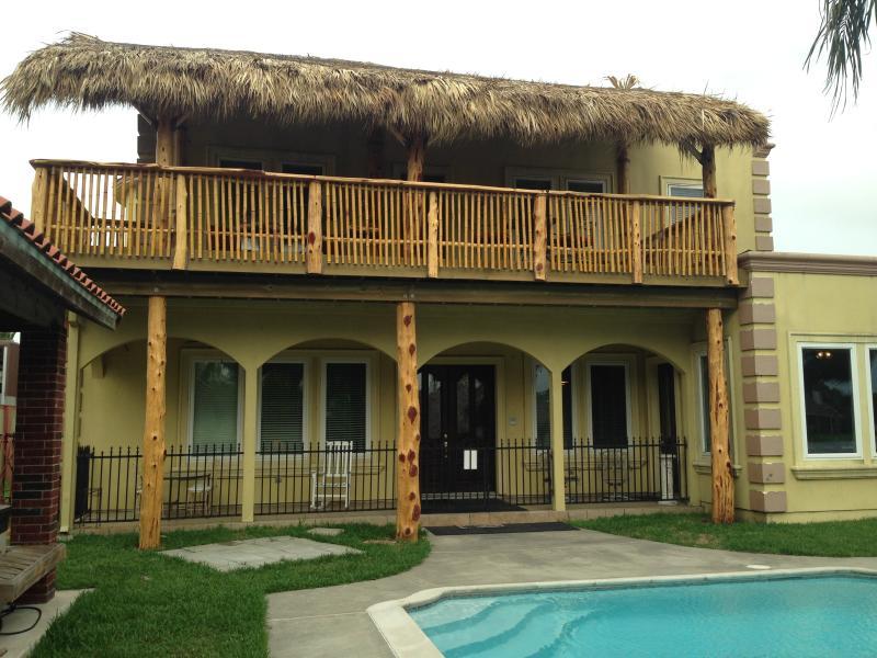 New Balcony Palapa