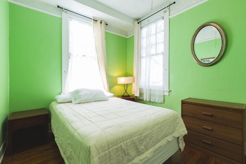 The Full Bedroom