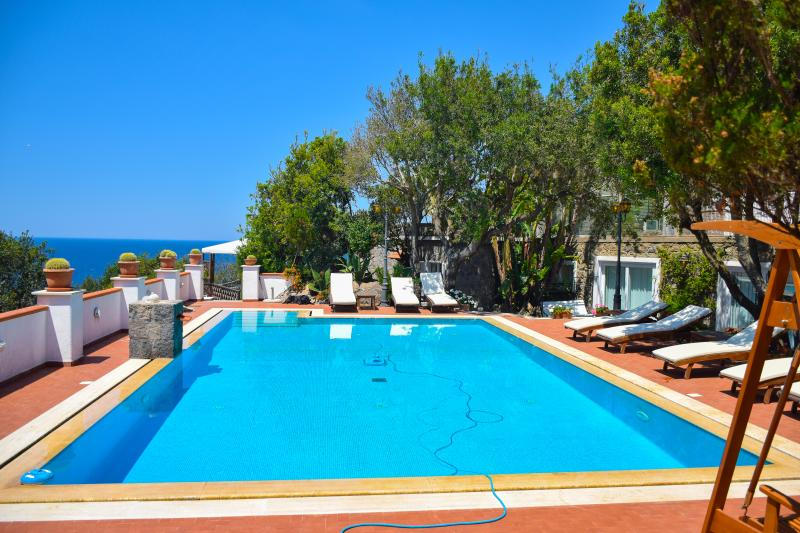 Villa Jolanda, holiday rental in Barano d'Ischia