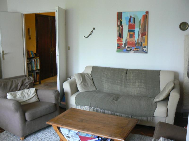 Grand appartement familial, holiday rental in Meudon-la-Foret