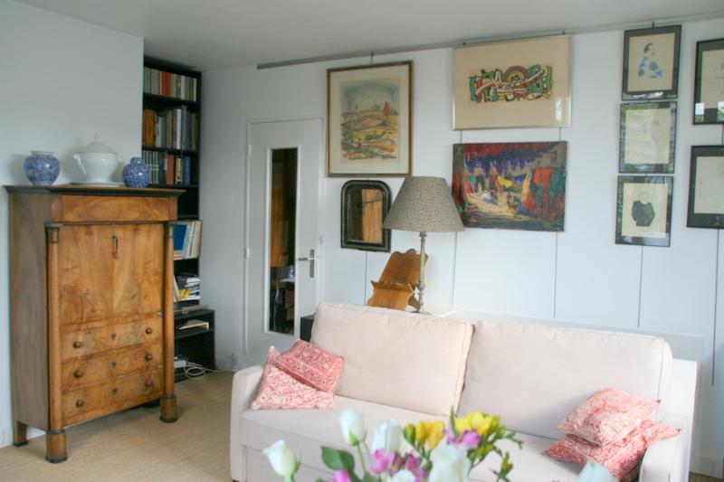 Romantic Eiffel Tower Studio With Balcony, alquiler de vacaciones en París