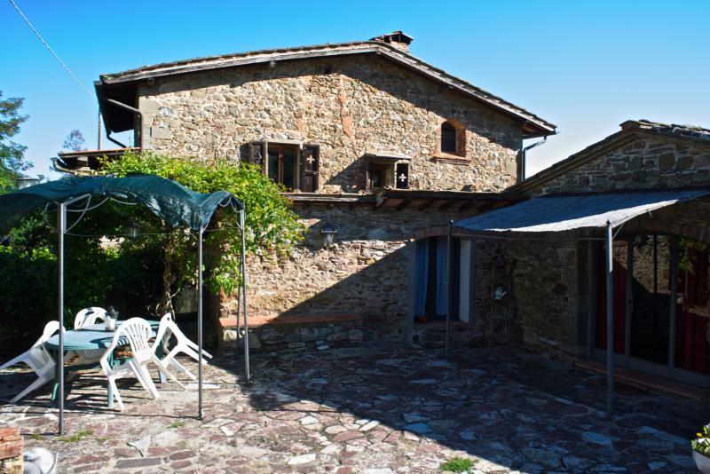 Eco Apartment in Tuscany App. AIA Lionforti, location de vacances à Torsoli