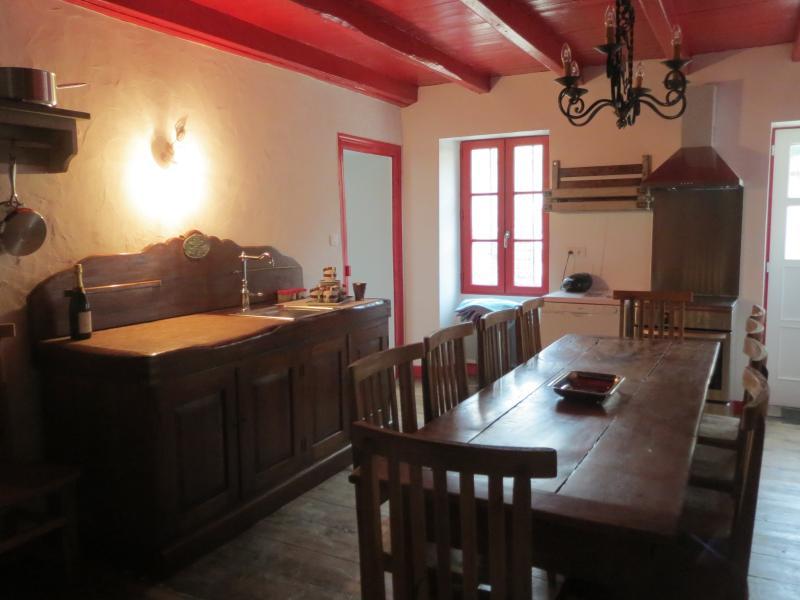 Gîte de l'Atelier - Cité du Cuir, vacation rental in Benassay