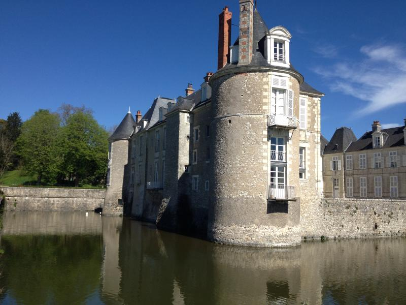 Castle and park