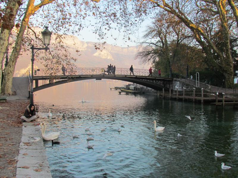 T2_centre_près_lac tout peut se faire à pied lac 250m vieille ville 500m centre culturel 300m