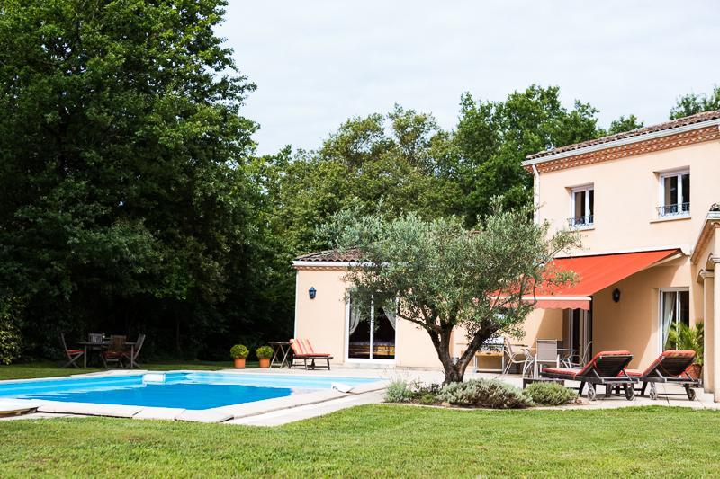 VILLA LES COTEAUX DE BORDEAUX, vacation rental in Beautiran