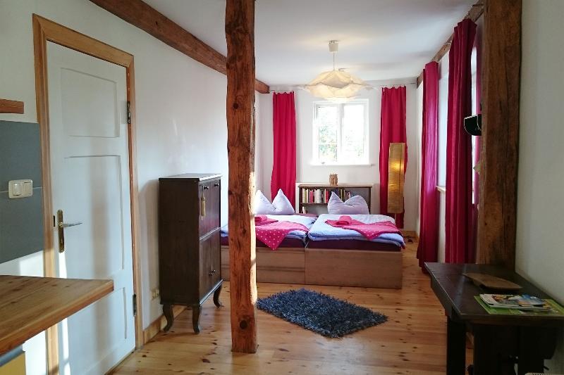 25m² App. mit Garten, 2-3 Personen, holiday rental in Ostseebad Binz