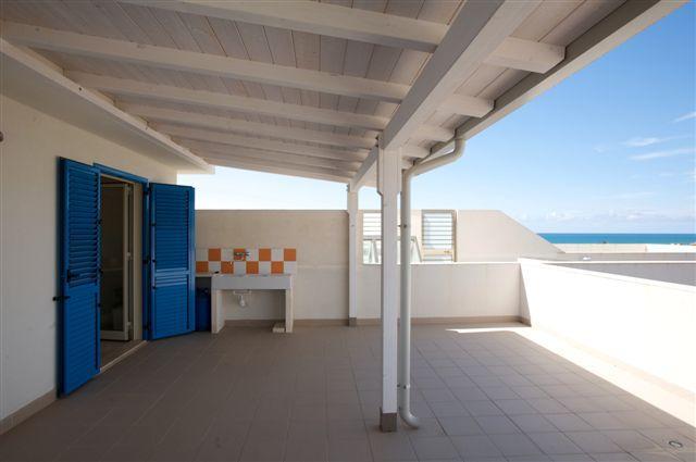 ATTICO TERMOPILI, holiday rental in Donnalucata