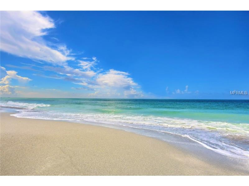 This property is right on prime Siesta Key's Crescent Beach!