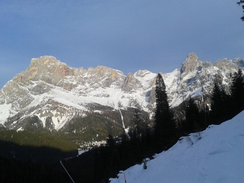 Appartamento a S. Martino di Castrozza, location de vacances à Mezzano