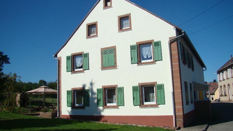 Gîte 'Chez Maria', holiday rental in Abreschviller