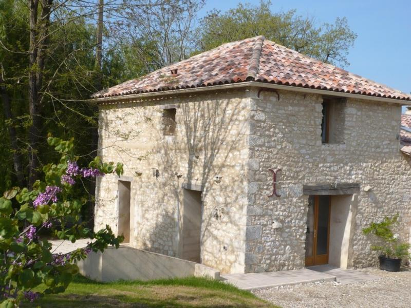 Lovely french Barn in the middle wineguards.