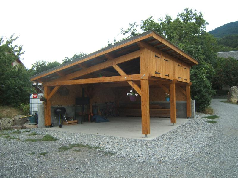 Carport available
