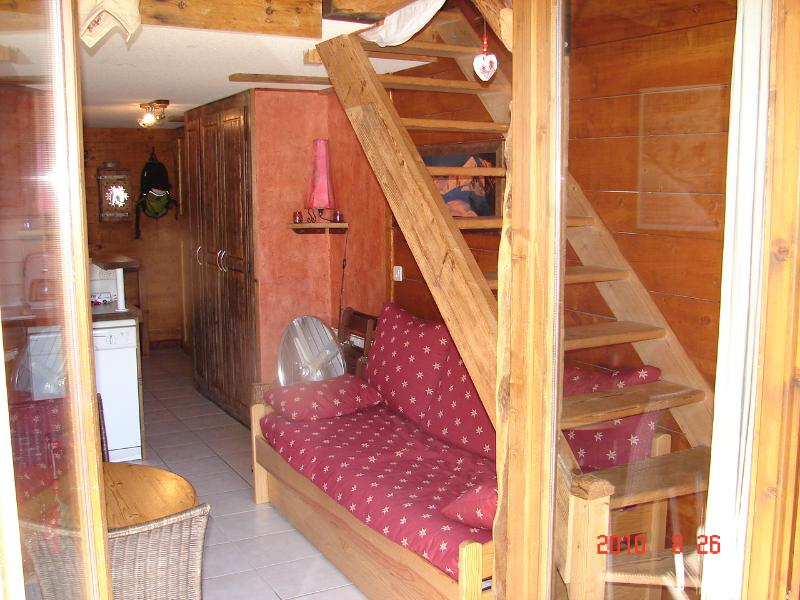 appartement dupleix avec balcon vue plein sud – semesterbostad i Les Carroz-d'Araches