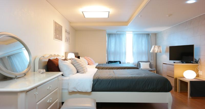 [NEW LISTING] Myeong-dong Studio #4, holiday rental in Incheon